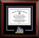 Campus Images VA994SD James Madison University Spirit Diploma Frame