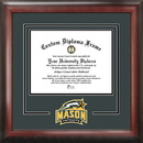 Campus Images VA997SD George Mason University Spirit Diploma Frame