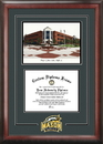 Campus Images VA997SG George Mason University Spirit Graduate Frame with Campus Image
