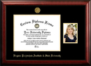 Campus Images VA999PGED-155135 Virginia Tech 15.5w x 13.5h Gold Embossed Diploma Frame with 5 x7 Portrait