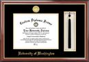 Campus Images WA995PMHGT University of Washington Tassel Box and Diploma Frame