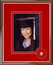 Campus Images WA996CSPF Washington State University of Washington 5X7 Graduate Portrait Frame