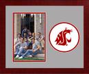 Campus Images WA996SLPFV  Washington State University Spirit Photo Frame (Vertical)