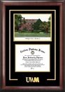 Campus Images WI994SG University of Wisconsin  - Milwaukee Spirit Graduate Frame with Campus Image