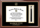 Campus Images WI999PMHGT Marquette University Tassel Box and Diploma Frame