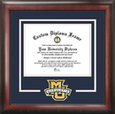 Campus Images WI999SD Marquette University Spirit Diploma Frame