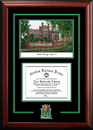 Campus Images WV999SG Marshall University Spirit Graduate Frame with Campus Image