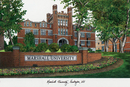 Campus Images WV999 Marshall University Campus Images Lithograph Print