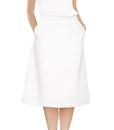 Landau 2226 Womens A-Line Skirt