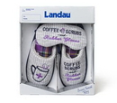 Landau 60663 Slippers With Eye Mask 6Pr