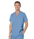 Landau 7489 Men's 5-Pocket Scrub Top