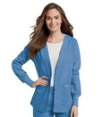 Landau 7535 Womens Cardigan Warm-Up