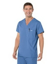 Landau 7594 Men's Vented Scrub Top
