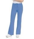 Landau 8335 Womens Natural Flare Leg Pant