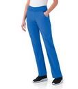 Landau 9335 Women's Urbane Modern Fit Straight Leg Pant
