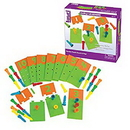 Lauri 2447 Number Puzzle Boards & Pegs