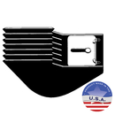 Oster Universal Clipper Combs, 1 1/4