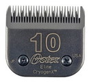 Oster #10 Elite CryogenX Blade, #10, Leaves Hair 1/16