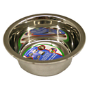 Regular Stainless Steel Bowls, 1 pt