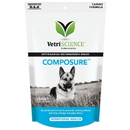 Vetriscience Laboratories Composure Calming Support Formula for Dogs, 30 Bite Sized Soft Chews