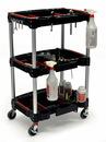 Luxor MC-3 Mechanics Three-Shelf Cart