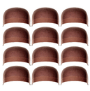 24 Pcs Stretchy Wig Cap Hair Hat Neutral Wig Band Accessories for Women Men Halloween Cosplay