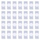 100 Pcs Compressed Cotton Tissue Coin Towel Portable Disposable Clean Face Towel 7.8