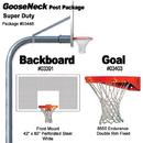 Gared Super - Duty Gooseneck Package - Perf Steel 42