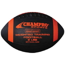 Champro 04976 Weighted Football-Official Size