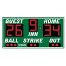 Electro - Mech Outdoor Baseball Scoreboard Model LX1030