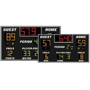 Electromech 05631 Electro-Mech Indoor Basketball, Volleyball, Wrestling Scoreboard Model LX2655