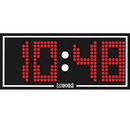 Electro - Mech Indoor Locker Room Clock Model LX7406