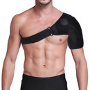 Custom Shoulder Compression Brace, Adjustable Rotator Cuff Support Strap