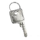 Salsbury Industries 11121 Master Control Key - for Combination Padlock of Solid Oak Executive Wood Locker