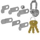 Salsbury Industries 1195 Universal Lock - for CBU/NDCBU Pedestal Style Mailbox Door - with (3) Keys