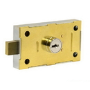 Salsbury Industries 19177 Front Access Panel Lock - Replacement Lock - for Cell Phone Storage Locker with Front Access Panel - with (2) Keys