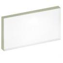 Salsbury Industries 2072 Glass Window - for Brass Mailbox #2 Door