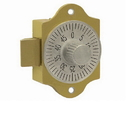 Salsbury Industries 2086 Combination Lock - for Brass Mailbox Door