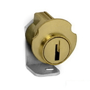 Salsbury Industries 2090 Lock - Standard Replacement - for Brass Mailbox Door - with (2) Keys