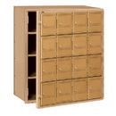 Salsbury Industries 2116FL Americana Mailbox - 16 Doors - Front Loading