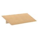Salsbury Industries 22253MAP Sloping Hood - for 18 Inch Deep Extra Wide Designer Wood Locker - 3 Wide - Maple