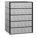 Salsbury Industries 2230 Aluminum Mailbox - 30 Doors - Standard System