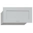 Salsbury Industries 2255ALM Mail Drop - Aluminum