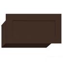 Salsbury Industries 2255BRZ Mail Drop - Bronze