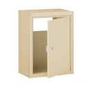 Salsbury Industries 2256SAN Receptacle - Option for Mail Drop - Sandstone