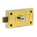 Salsbury Industries 2275 Commercial Lock - for Private Access of Aluminum Parcel Locker - with (2) Keys