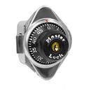 Salsbury Industries 30010 Combination Lock - Built-in - for Open Access Designer Locker and Designer Gear Locker Door