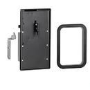 Salsbury Industries 33301-CK Designer Wood Locker Replacement Lock Conversion Kit - for Standard Lift Up Hasp