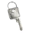 Salsbury Industries 33321 Master Control Key - for Combination Padlock of Designer Wood Locker