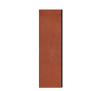 Salsbury Industries 33333DE-CHE Double End Side Panel - for 6 Feet High - 18 Inch Deep Designer Wood Locker - without Sloping Hood - Cherry